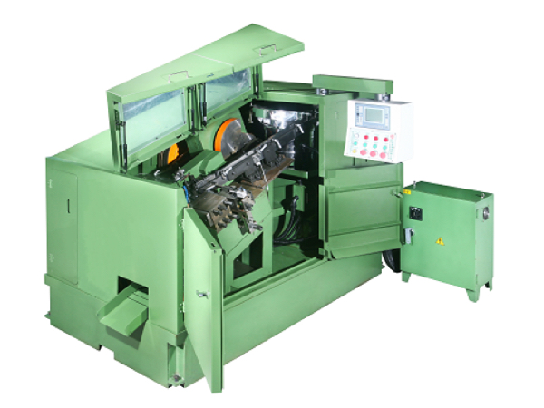 J08_Enclosure Covering Thread Rolling Machine